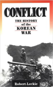 Conflict history of the korean war  History: The Korean War Conflict history of the korean war 185x300